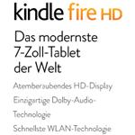 Amazons Kindle Fire HD – ab 25.10 auch endlich in Deutschland zu kaufen