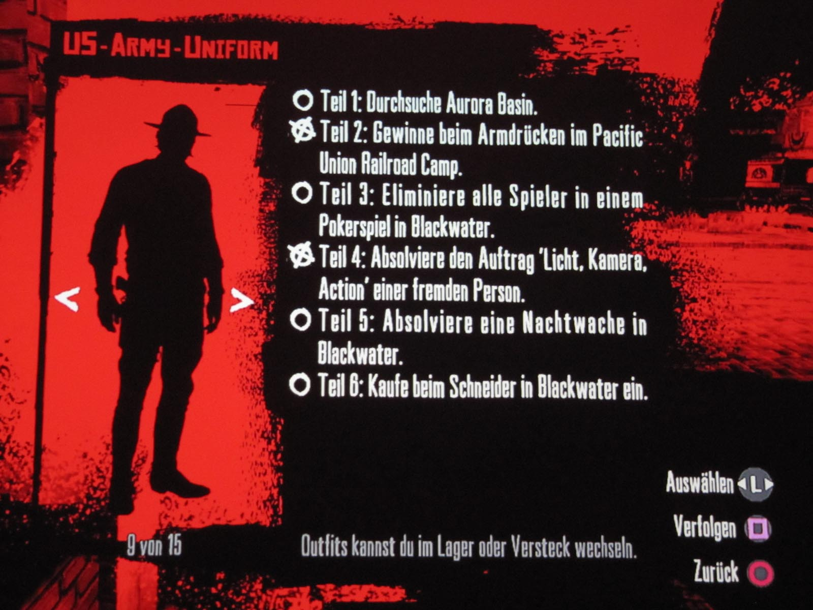 Red Dead Redemption Guide Alle Orte Bandenverstecke Tiere - Red dead redemption us marshal outfit map