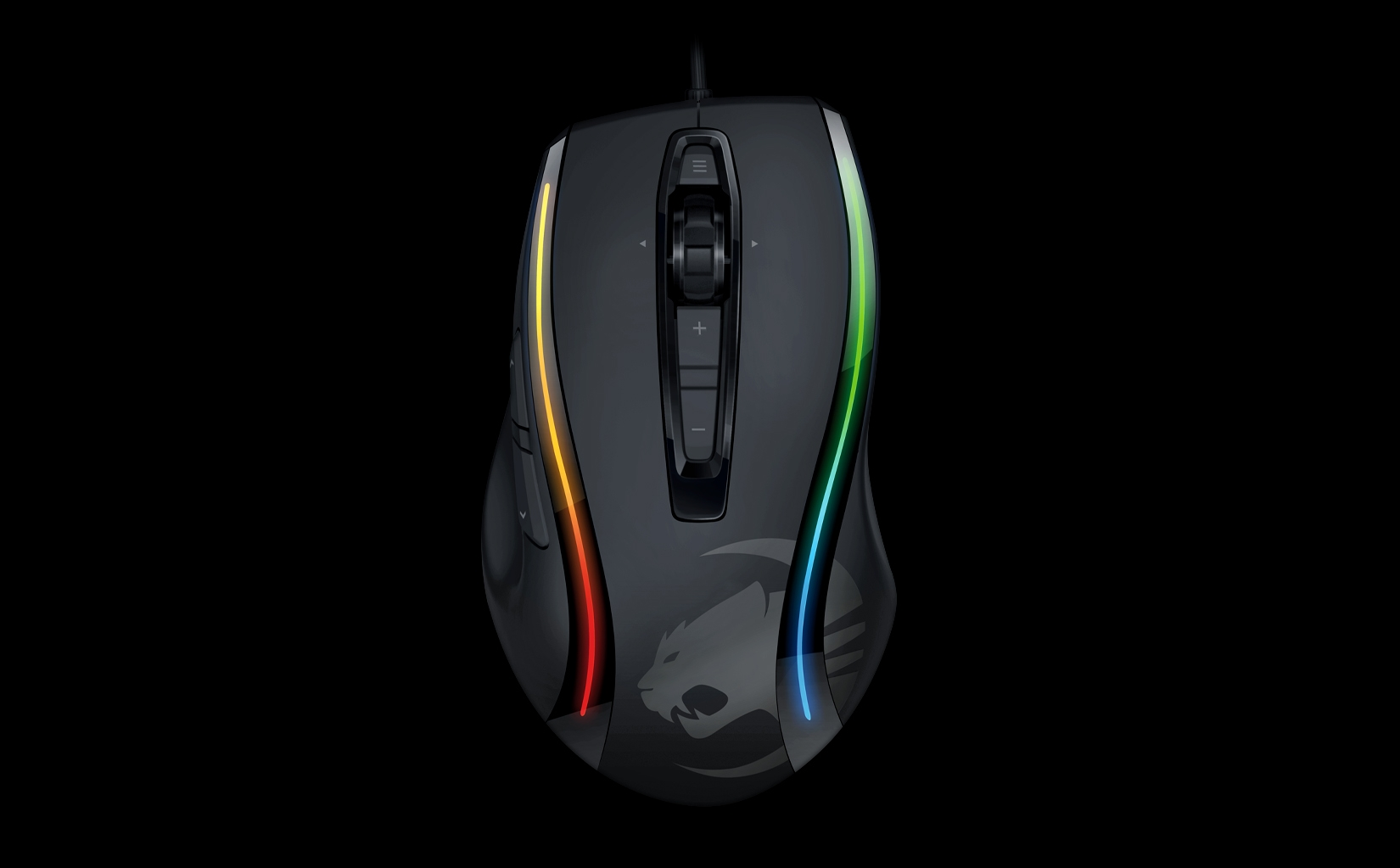 What mouse do you use? Roccat-kone-plus